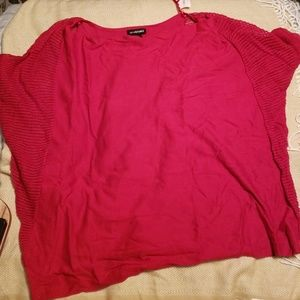 NWT Bat Wing shirt